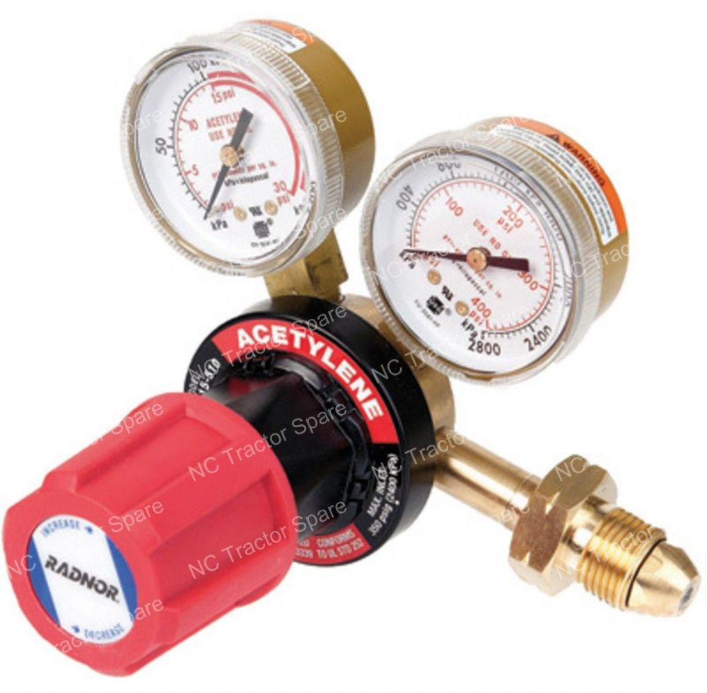 Acetylene  Single Stage Regulator